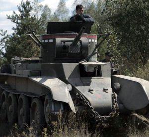 Подвиг танкистов на Смоленщине увековечат в киноленте