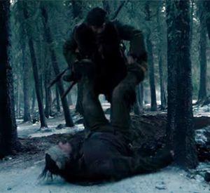 Том Харди закопал Ди Каприо заживо в трейлере «Выжившего»