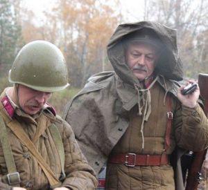 В Смоленской области снимают фильм о войне