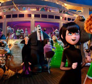 Рецензия на мультфильм Монстры на каникулах 3: Море зовет